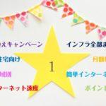 料金・速度・キャンペーンおすすめインターネット回線NO.1